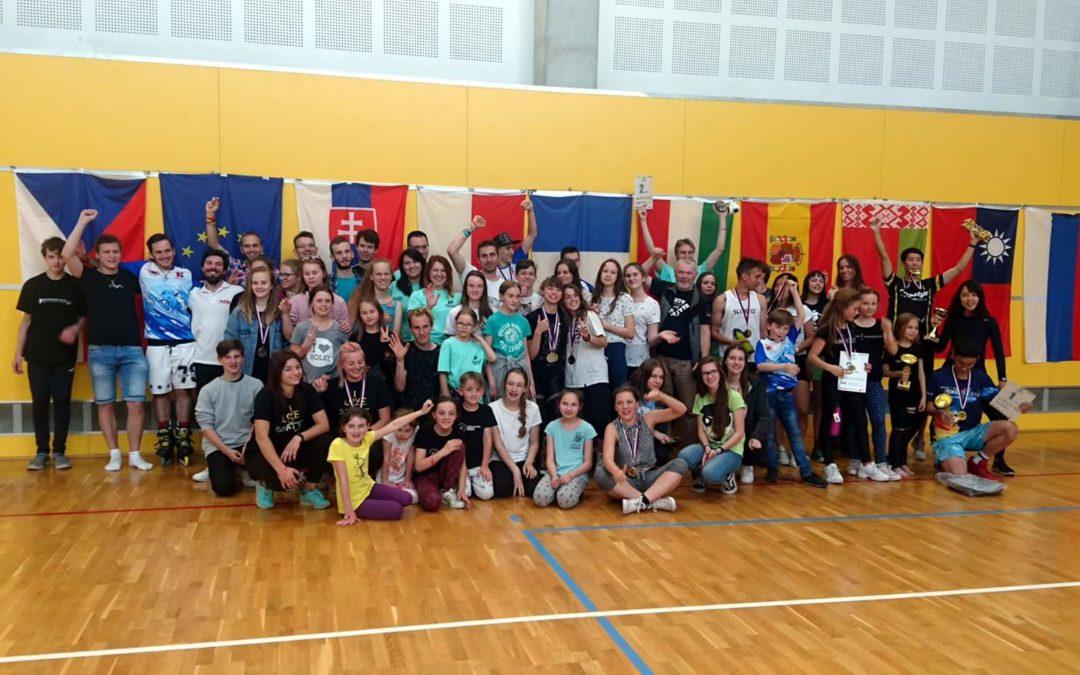 Podsumowanie wyjazdu na zawody w Czechach